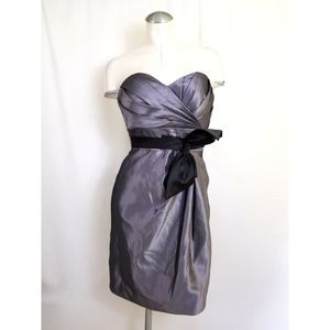 Love Size 4 Strapless Cocktail Evening Party Dress